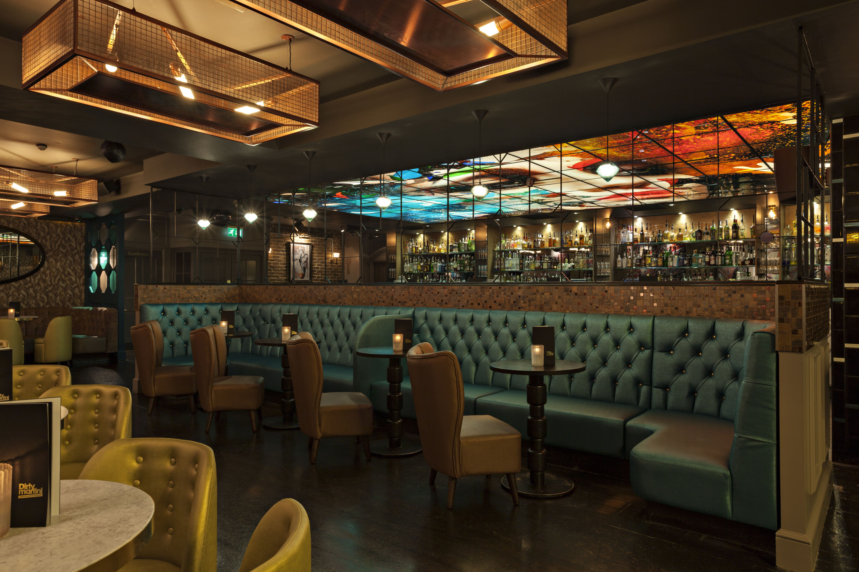 Dirty martini bars and pubs in moorgate london for Hobo designs covent garden