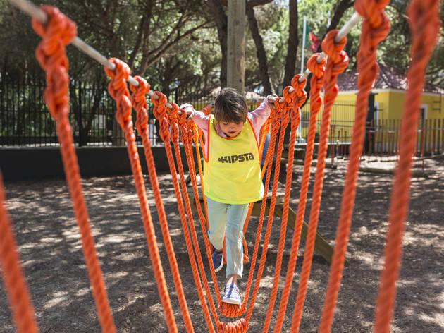 HelloPark: o novo parque infantil (que é adultos-friendly)