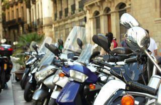 Què passa amb les motos?