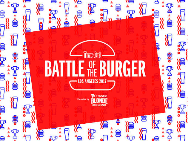 Time Out Los Angeles's Battle of the Burger presented by Guinness