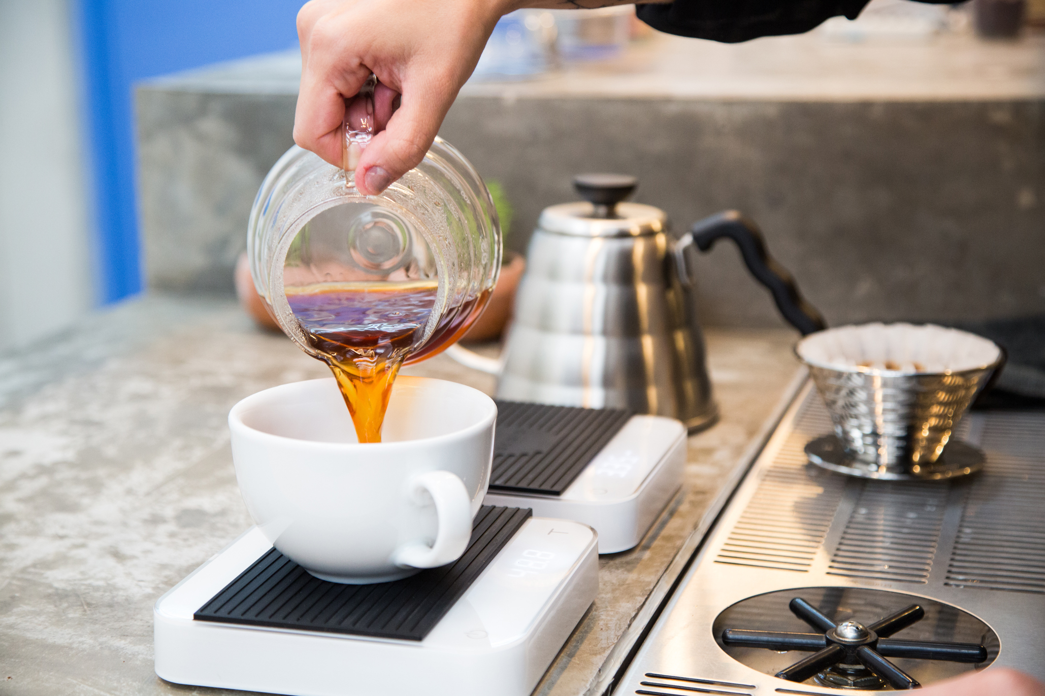 BLOM Café