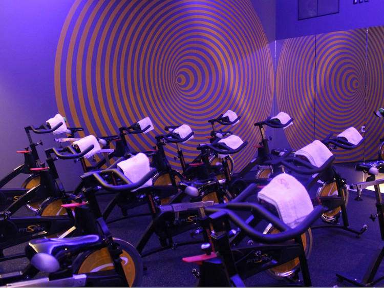 Spinning: Fitspin