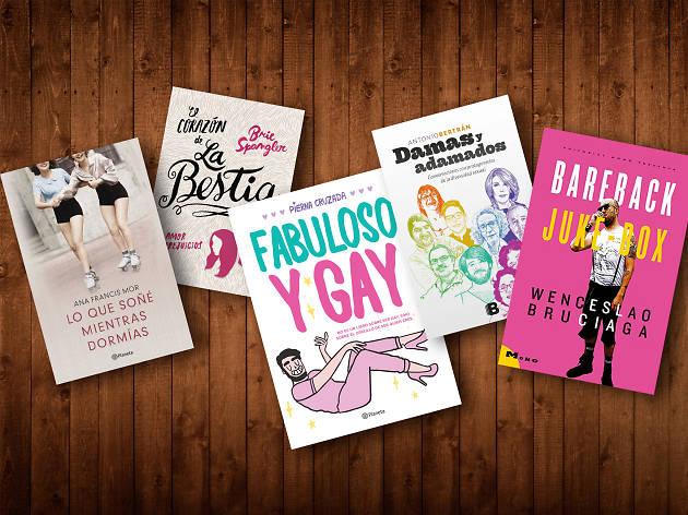 Libros LGBT 2017