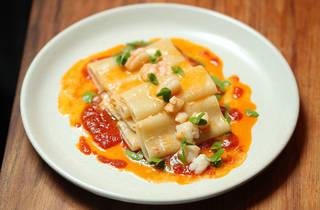 Osteria Ilaria pasta (Photograph: Graham Denholm)