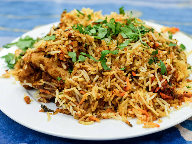 Biriyani at Faheem Fast Food