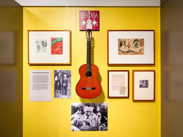 Instrument of Change: Visions of the Guitar in the  Early Twentieth Century