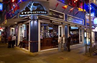 Typhoon bar exterior
