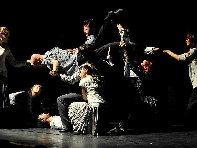 Travelogue by Beyhan Murphy (Modern Dance Theater Istanbul, Turkey)
