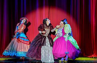 Cinderella, Circus Show