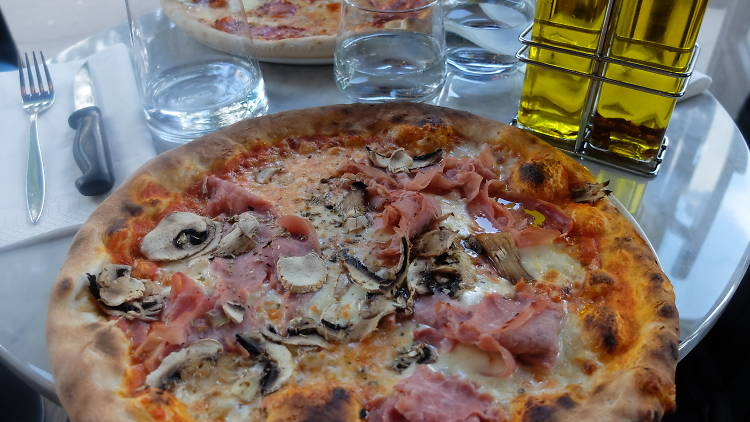 Pratolina - Pizza Regina