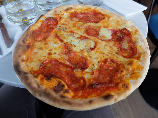 Pratolina - Pizza Diavola