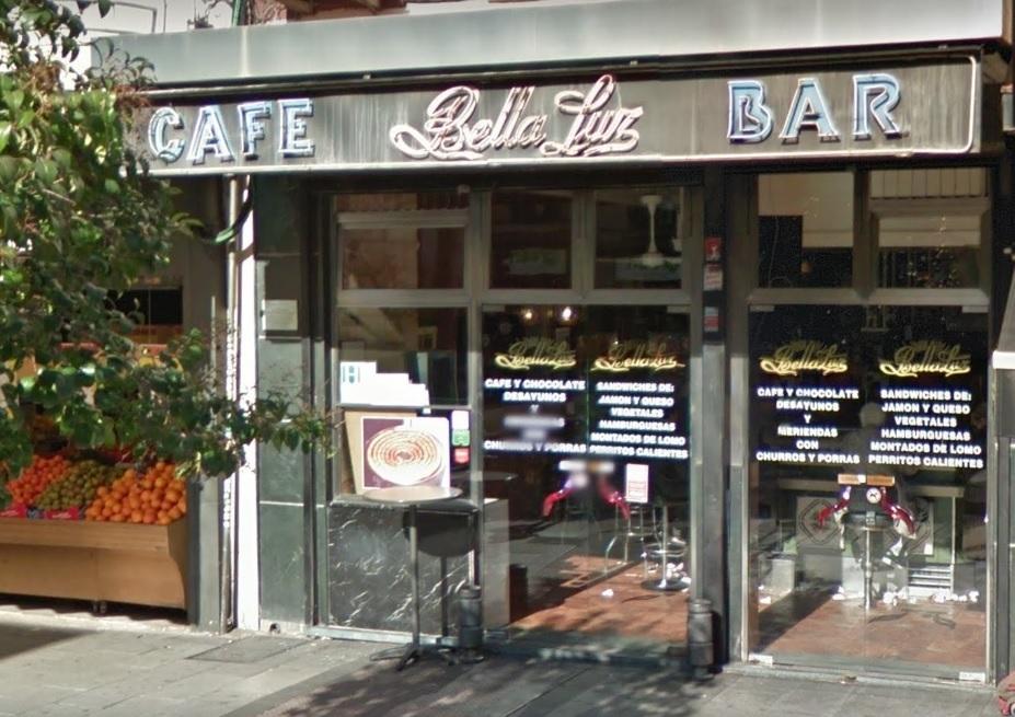 Café Bar Bella Luz