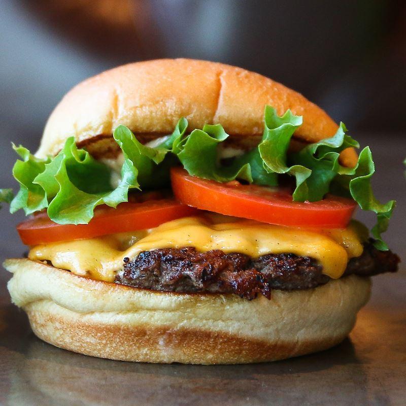 Shack Burger at Shake Shack