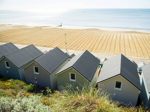 Bournemouth Beach Lodges, Boscombe, Travel