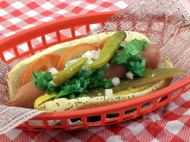Lucky Dog Chicago Style Grill