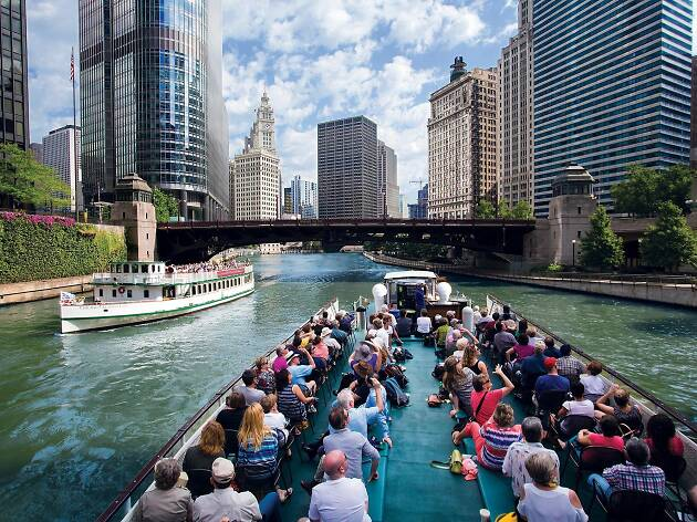 The 14 most epic Chicago boat tours