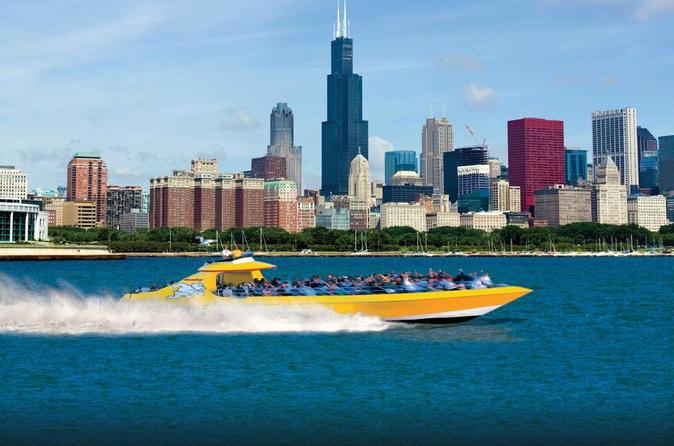 Seadog Lakefront Speedboat Tour