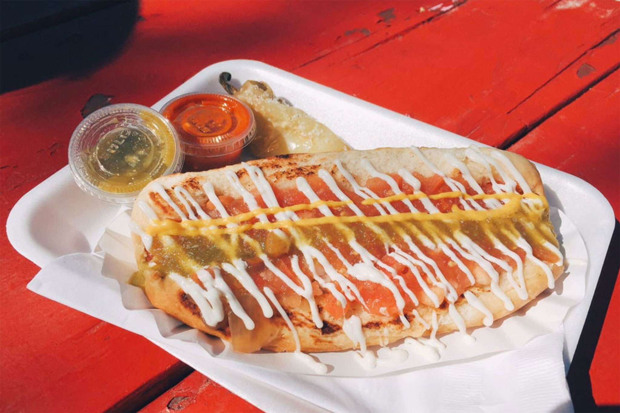 T-Loc's Sonora Hot Dogs