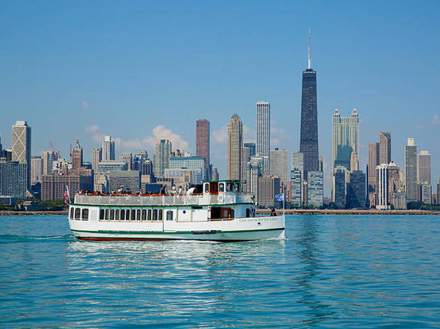 Mercury Urban Adventure Cruise