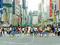 Holiday action in Ginza | Photo by Yoshikazu Takada