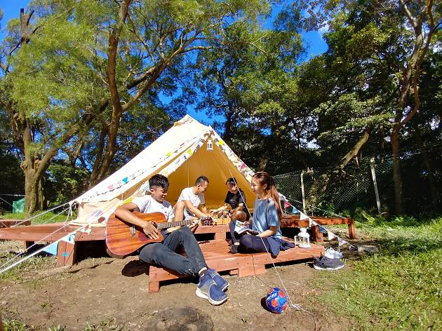 The most unique luxury camping and glamping sites in Hong Kong