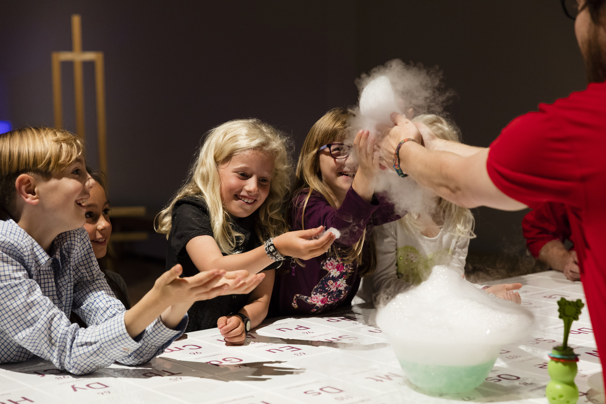 Wonderlab at the Science Museum, 18 things to do before you're 18