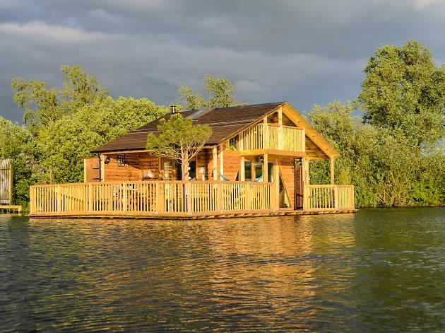 The Raft at Chigborough