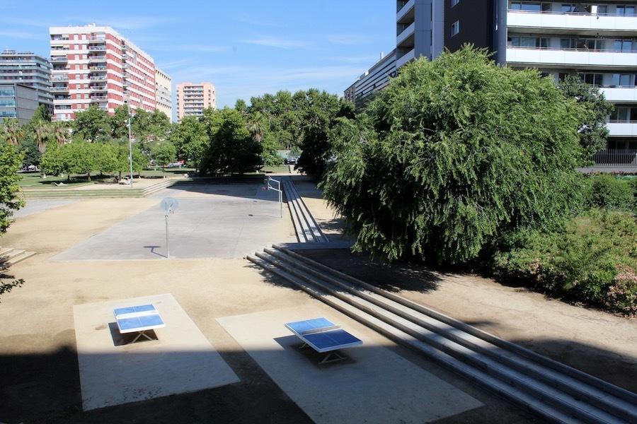Parc de Diagonal Mar