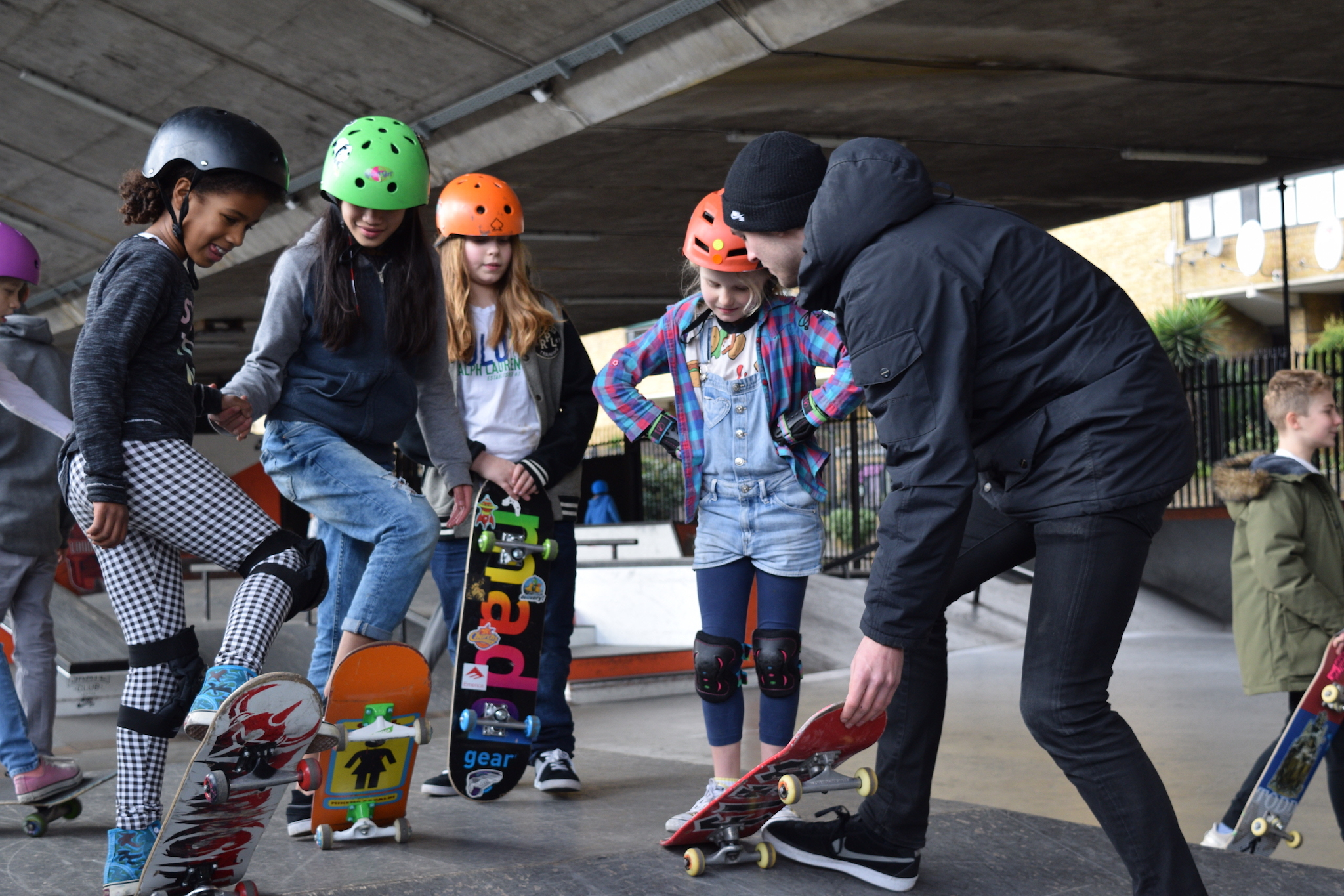 BAYSIXTY6 Skate Camp
