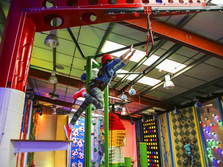 The best indoor activities in London for kids