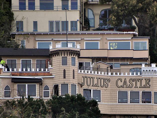 Julius' Castle San Francisco