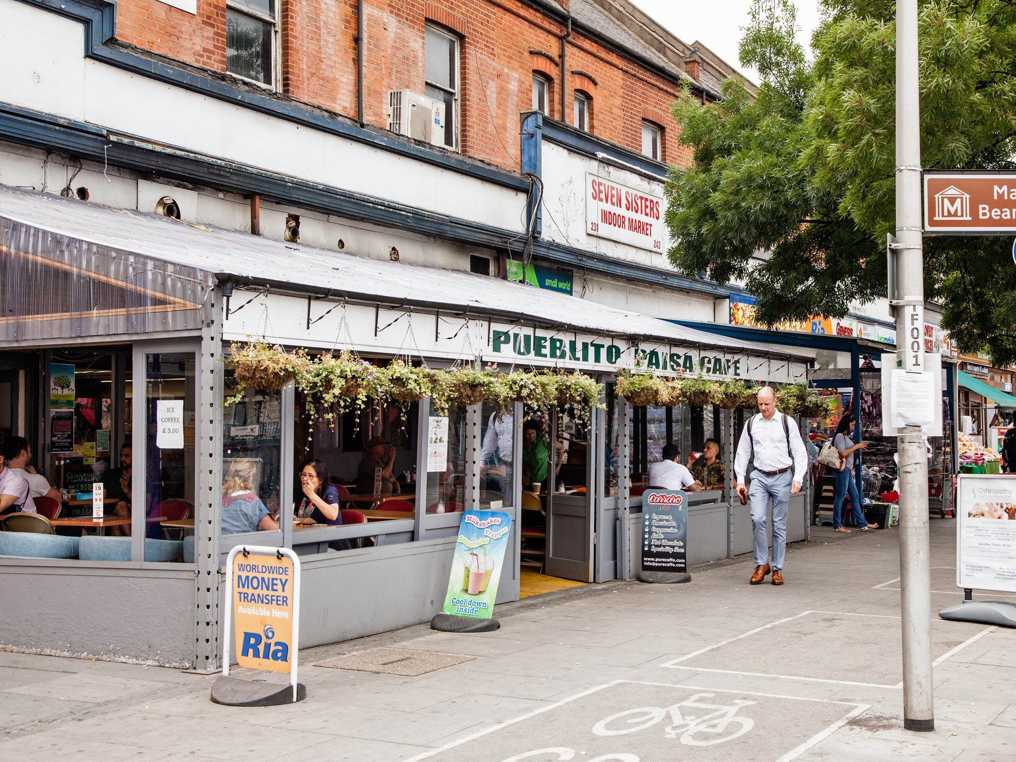 Tottenham Area Guide Restaurants Pubs And Things To Do In N15