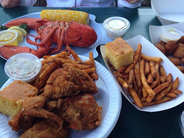 Commander Cody's Seafood, Shelter Island