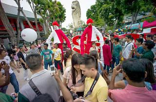 So Singapore, Sentosa, National Day