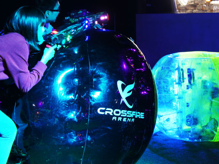 Crossfire Arena