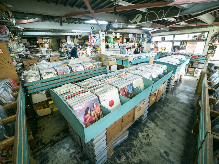 The best record stores in Tokyo