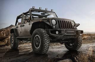 Born in the USA: Jeep celebrates all things American