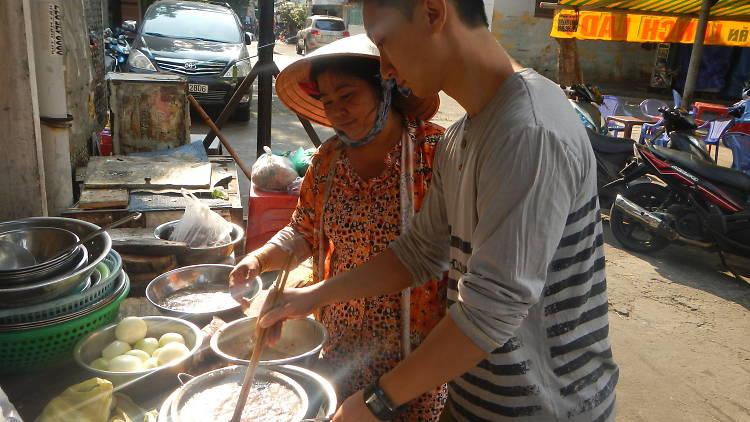 lunch lady brian woo