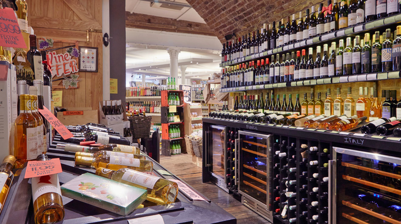 The Grocery Wine Vault