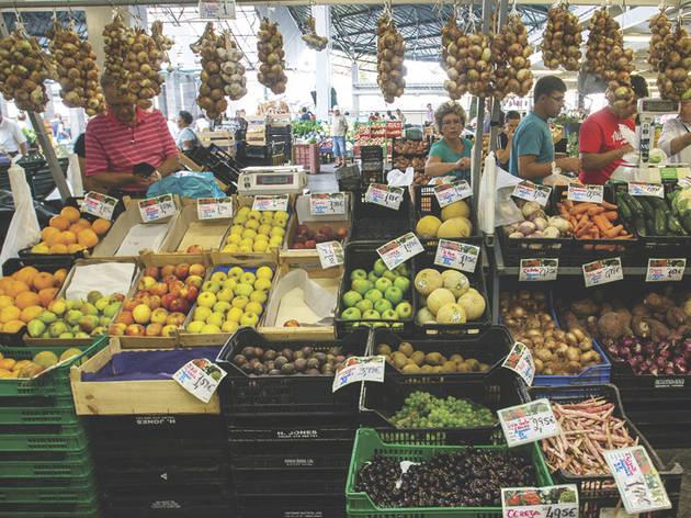 Mercado da Graça, açores
