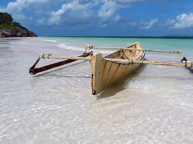 Vacances d'aïllament extrem a una illa. Qui s'atreveix?