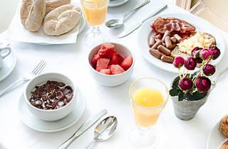 Hotel Alegria - Pequeno Almoço