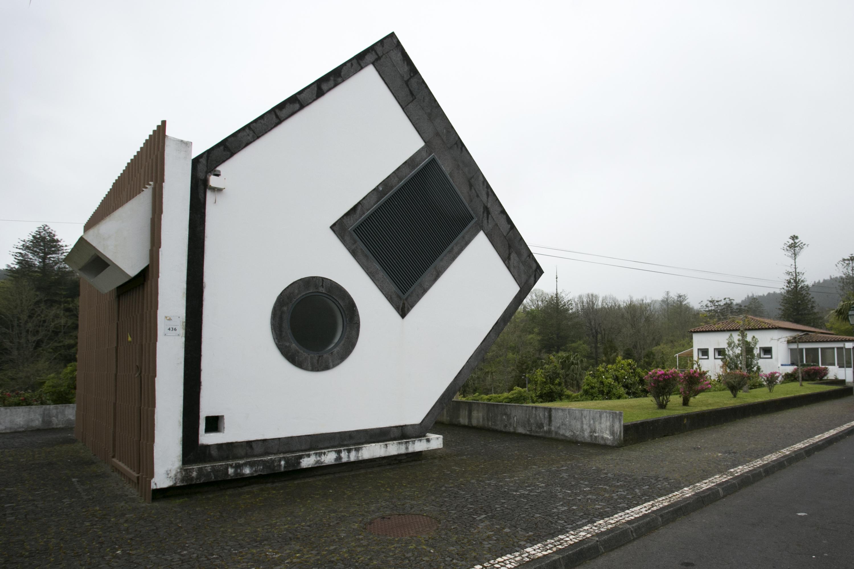 casa tombada nas furnas