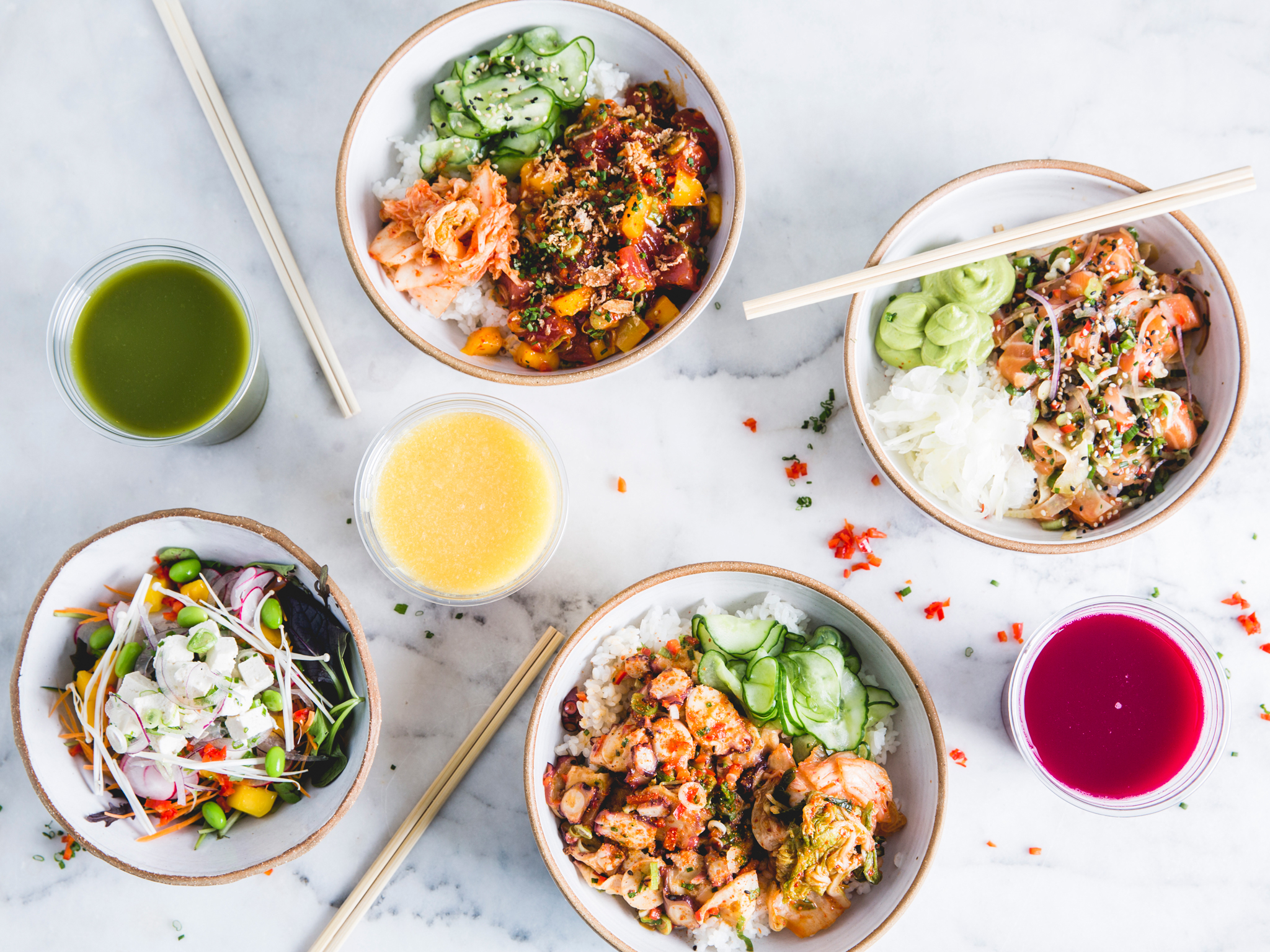 Londons Best Healthy Restaurants 32 Spots To Make You