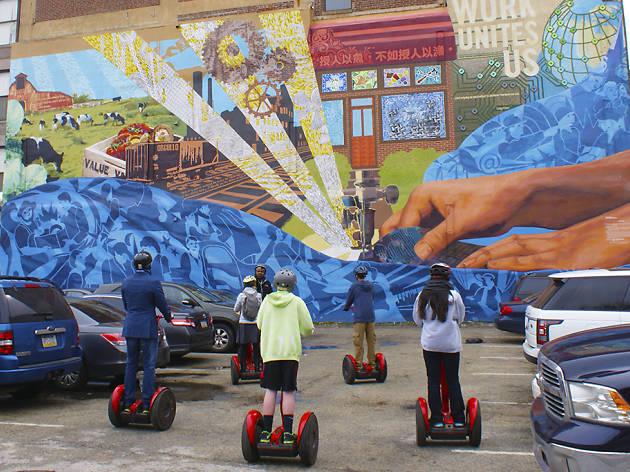 philadelphia mural arts tour