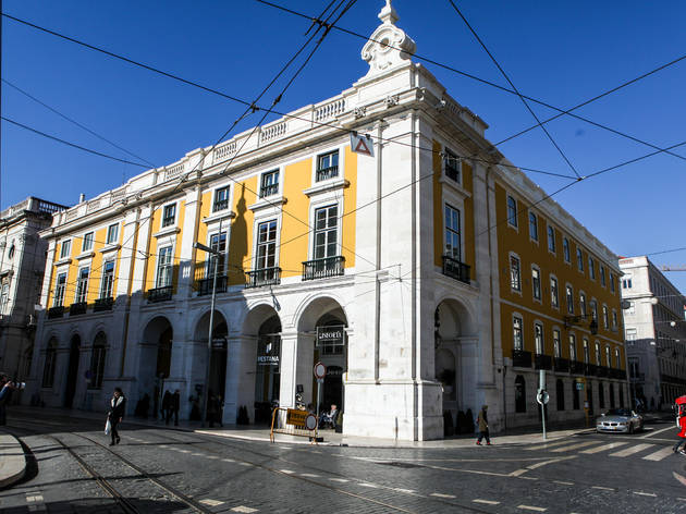 Pousada de lisboa small luxury hotels of the world for Small luxury hotels chicago