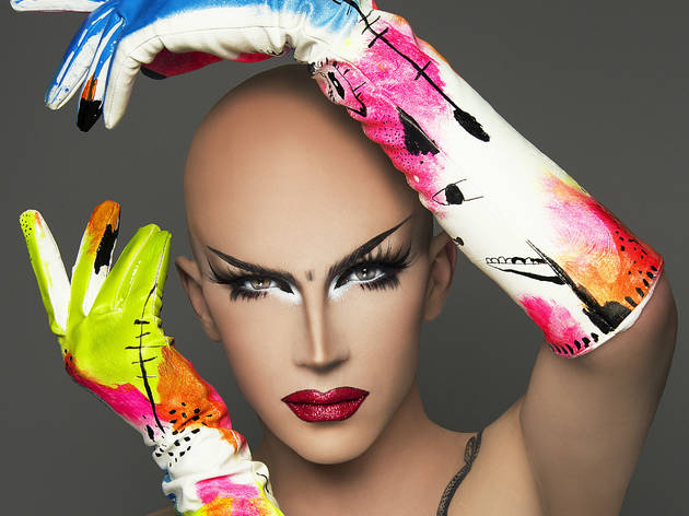 Sasha Velour (Foto: Cortesía StarPro)