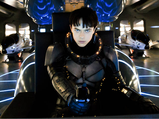 Fotograma de la película Valerian y la ciudad de los los mil planetas