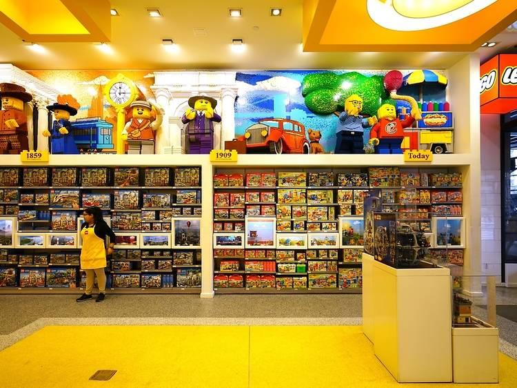 LEGO Store, New York, NY