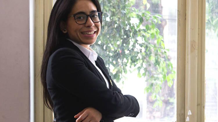 Aleh Ordoñez, una abogada en pro a los derechos de la mujer